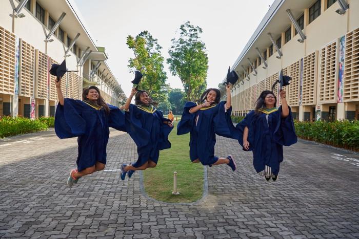 NTU Graduation Shoot