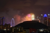 Year 2020 New Year Firework_30
